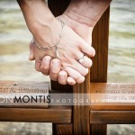 Crystal Beach Engagement Session