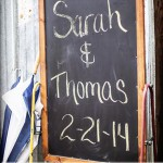 Sarah And Thomas Wedding  Blog