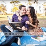 Michelle And Travis Engagement  Blog